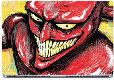 Posterboy Devil Vinyl Laptop Decal