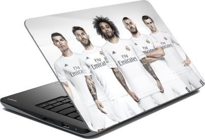 Posterhunt SVshi1140 FC Real Madrid Players Laptop Skin Vinyl Laptop Decal