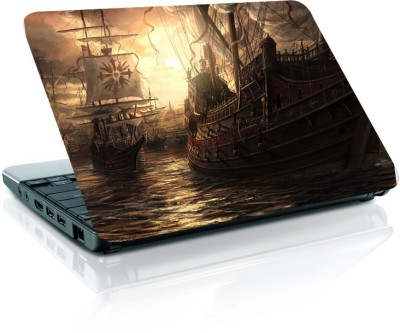 Rockmantra LS 393 Vinyl Laptop Decal 15.6