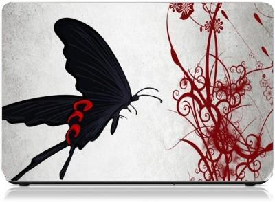 Friendly Formals Abstract Butterflies Vinyl Laptop Decal 15.6