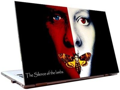 Dealmart The Silence of the Lambs - Anthony Hopkins  Vinyl Laptop Decal 15.6