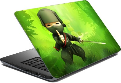 Royalina Ninja Vinyl Laptop Decal 15.6