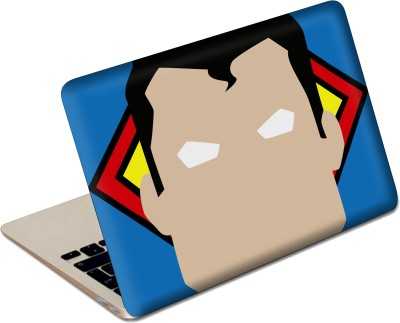 The Fappy Store Superman Stylish Funky Vinyl Laptop Decal 15.6