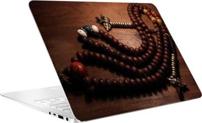 AV Styles Holy Paternoster On Brown Board By Av Styles Vinyl Laptop Decal