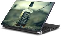 Artifa Jack Daniels Barb Wire Vinyl Laptop Decal 15.6