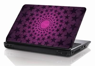 BSEnterprise Black Stars 15.6 inch Laptop Notebook Skin Sticker Cover Art Decal Fits 13.3