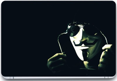 Trendsmate Cool Anonymous 3M Vinyl and Lamination Laptop Decal 15.6