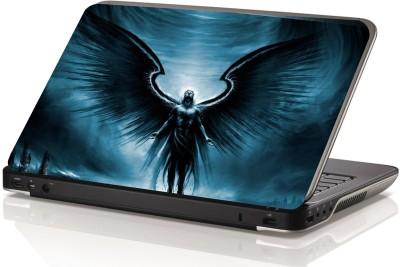 Swati Graphics Sgls024 Bat Vinyl Laptop Decal 15.6