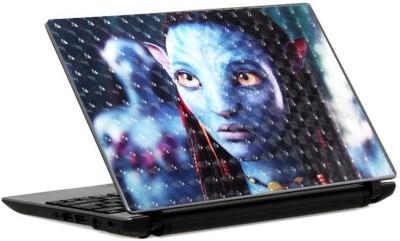 Zarsa Terabyte Avtar Design 4 Vinyl Laptop Decal
