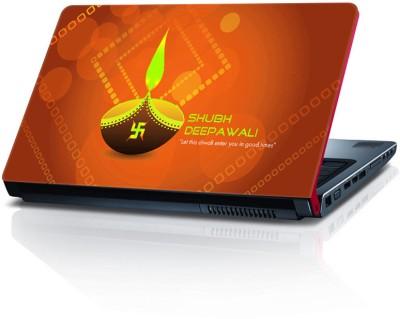 Shopkeeda Diwali SLS055998 Vinyl Laptop Decal 15.5