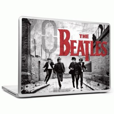 Headturnerz The Beatles Abbey Road Vinyl Laptop Decal 15.6