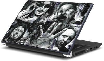 Artifa Metallica Music Vinyl Laptop Decal 15.6
