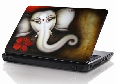 BSEnterprise Friend Ganesh Vinyl Laptop Decal 15.6