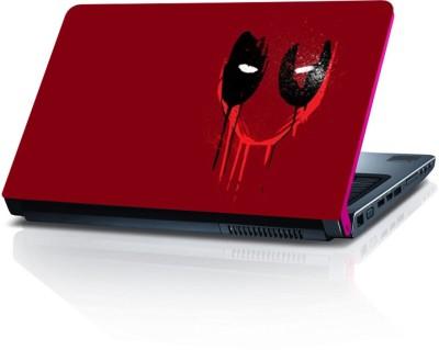 Shopmillions Deadpool SMLS2227 Vinyl Laptop Decal 15.6
