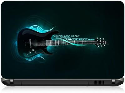 NG Stunners Guitar 1756 Vinyl Laptop Decal 15.6