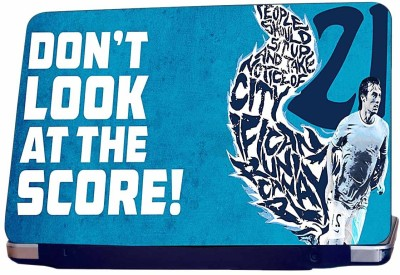 Incraze Don't Look At The score Vinyl Laptop Decal