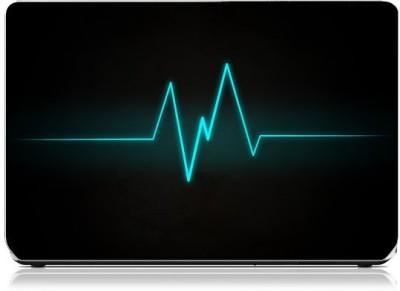 Friendly Formals Heartbeat-Wave Vinyl Laptop Decal 15.6
