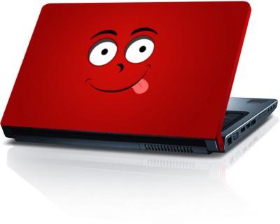 Shopmillions Smile Vinyl Laptop Decal 15.6