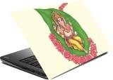 hifex lord ganesha roses vinyl Laptop De...