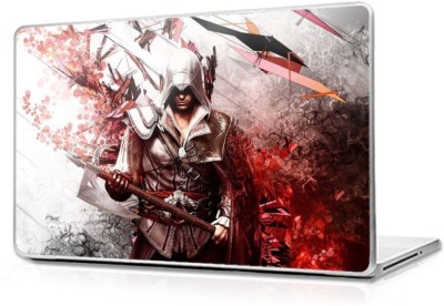Automers Skin of Assasin's Creed - 15 Inches to 15.6 Inches - Reusable High Quality 3M Vinyl Laptop Decal 15.6