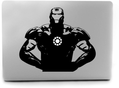 Automers Iron Man Cool Sticker Skin High Quality Vinyl Laptop Decal