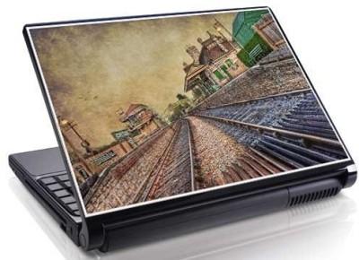 Theskinmantra Model Town Vinyl Laptop Decal 15.6