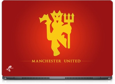 Seamen The Red Devils Vinyl Laptop Decal 15.6