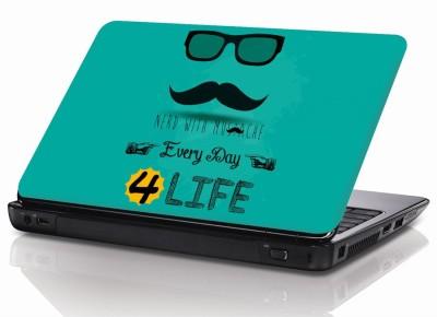 BSEnterprise Every Day Life Vinyl Laptop Decal