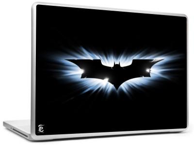 Print Shapes Blasting batman logo Vinyl Laptop Decal 15.6