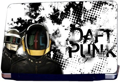 KKC Daft Punk Vinyl Laptop Decal 19.6