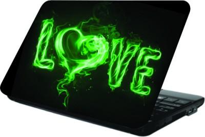 Printland Green Laptop Skin Vinyl Laptop Decal 13