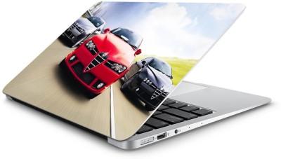 Hawtskin alfa romeo danger trio super car Vinyl Laptop Decal