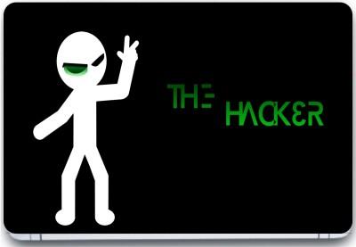 Trendsmate Hacker Guy 3M Vinyl and Lamination Laptop Decal 15.6