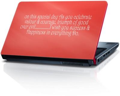 Shopkeeda Diwali SLS055910 Vinyl Laptop Decal 15.5