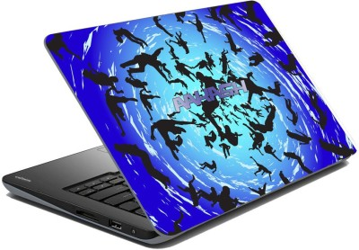 meSleep Abstract Swiral for Aakash Vinyl Laptop Decal 15.6