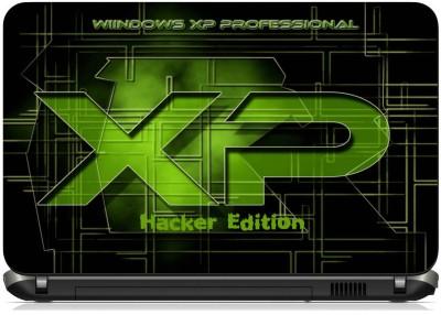 Print Shapes XP Hacker Edition Vinyl Laptop Decal