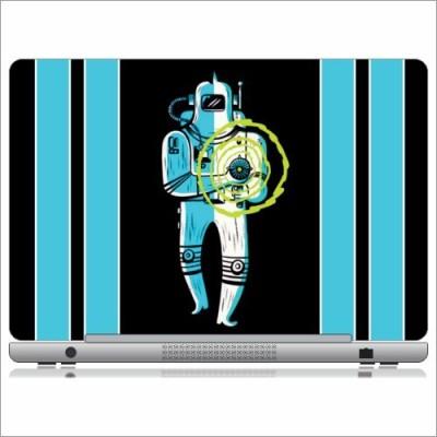 Printland Vinyl Laptop Skin LS154036 Vinyl Laptop Decal 14.2