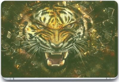 Trendsmate Raging Tiger 3M Vinyl and Lamination Laptop Decal 15.6