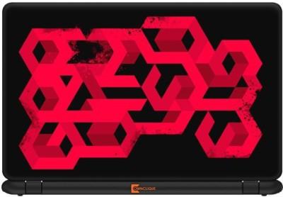 Ownclique Geometric Pattern Vinyl Laptop Decal 13.3