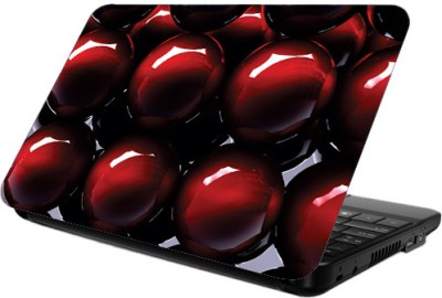 Printland Red Balls Vinyl Laptop Decal 12
