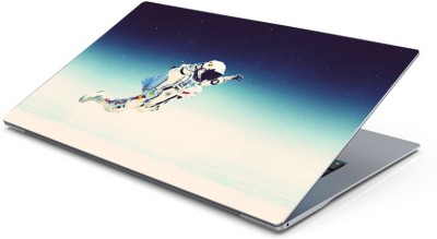 Lovely Collection astraunaut Vinyl Laptop Decal 15.6