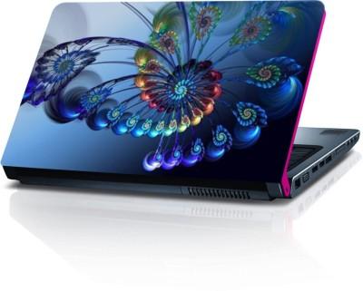 Shopmillions Feather Design LS2310 Vinyl Laptop Decal 15.6