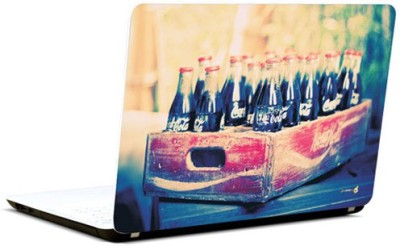 Pics And You Old Coca Cola Crates Vinyl Laptop Decal 15.6
