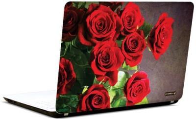 PicsAndYou Rose Classique Vinyl Laptop Decal 15.6