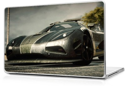 Global Need for speed rivals Vinyl Laptop Decal