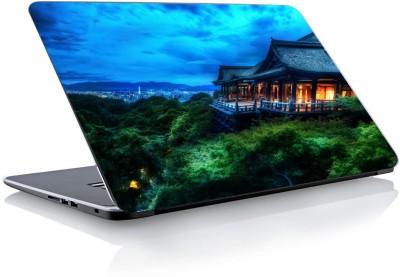 Devendra Graphics Mountain Vinyl Laptop Decal 15.6