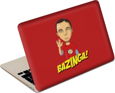 The Fappy Store Bazinga Laptop Skin Vinyl Laptop Decal