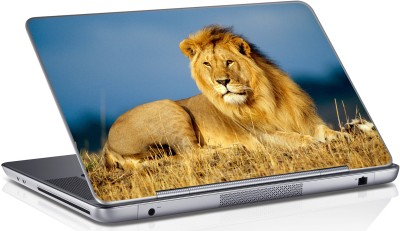 Innovate Lion_323 Vinyl Laptop Decal 15.6