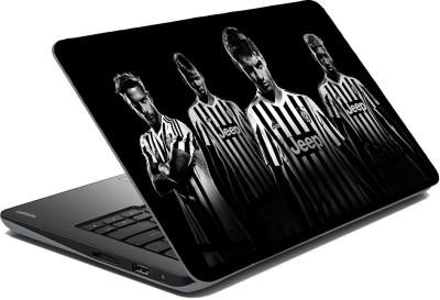 Posterhunt SVshi1282 FC Juventus Laptop Skin Vinyl Laptop Decal 14.1