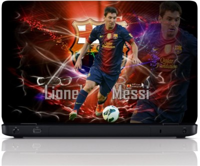 MGN Kick by Messi Vinyl Laptop Decal 15.6